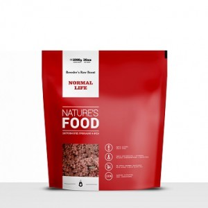 Nature's Food Normal Life Breeder's 1kg