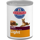 Hill's adult light 370gr